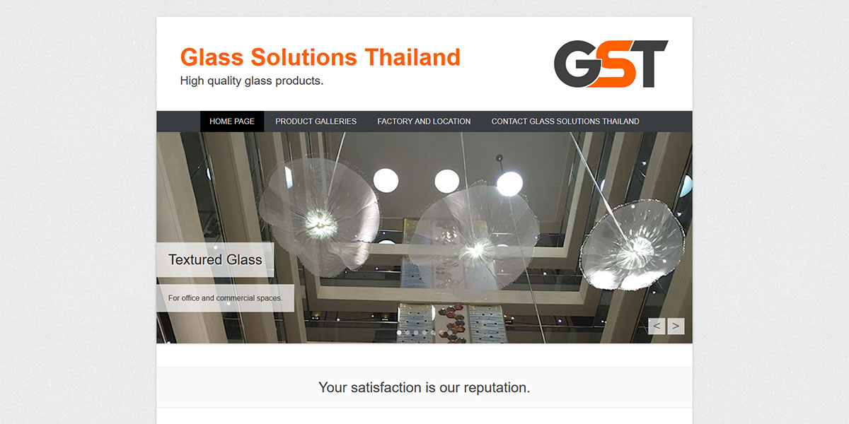 Glass Solutions Thailand